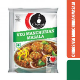 CHINGS VEG MANCHURIAN MASALA 20GM