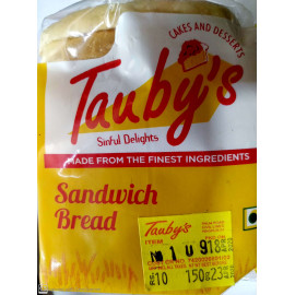 TAUBYS  SANDWICH BREAD 150 GM
