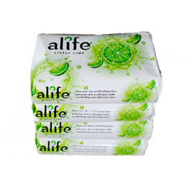 ALIFE LIVELY LIME SOAP 300g