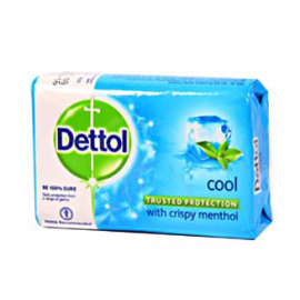 DETTOL COOL SOAP 50G