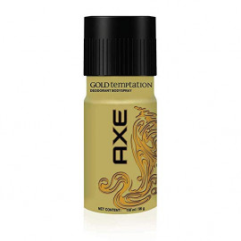 AXE GOLD TEMPT BODY SPRAY 150ML