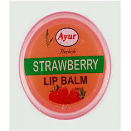 AYUR LIP BALM STRAWBERRY 8 ML